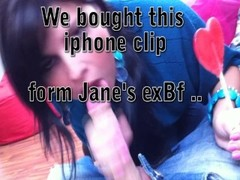 Real Iphone blowjob Thumb