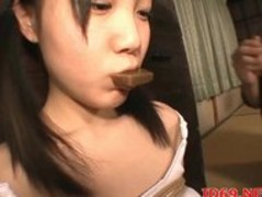Japanese AV Model banged Thumb