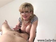 Lady Sonia handjob Thumb