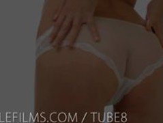 Nubile Films - Sexy babe swallows a load of jizz Thumb