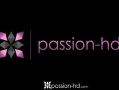 HD - Passion HD Madison Ivy jerks guys dick till cum explosion Thumb