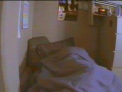 Real Amature Dorm Room Sex – Hidden Camera Thumb