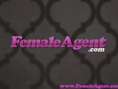 FemaleAgent. MILF's gorgeous body is all this stud wants for Christmas Thumb