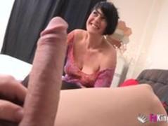 Young Jordi fucks mature bitch Yvettte Thumb