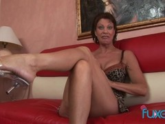 Vanessa Videl interracial cougar Thumb