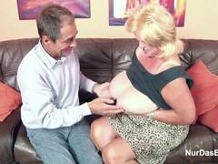 Granny got pretty tittes Thumb