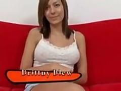Creampie Surprise - Brittney Blew Thumb