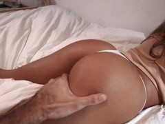 Horny Homemade Sextape: Sex, Cum & Squirt! Amateur Couple LeoLulu Thumb