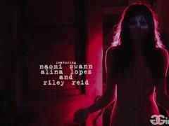 GirlGirl - The Lesbain Exorcism Adriana Chechik & Kristen Scott Thumb