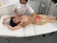 Japanese Oily Tickled[くすぐりオイルマッサージ] Thumb
