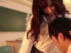 SSNI-497 sex teacher with you do job Thumb