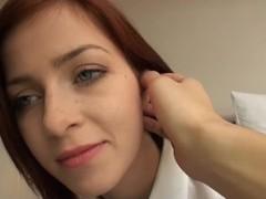Kinpatu86-0161 Abigaile Johnson - Redhair schoolgirl creampie Thumb