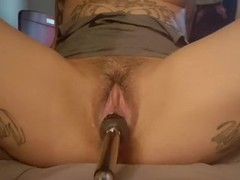 Creamy Machine Fuck Thumb