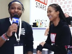 Kira Noir Interview at the 2020 AVN Expo Vegas | Zaddeee TV Thumb