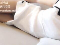 完具娜美3.30 – 白色旗袍 Thumb