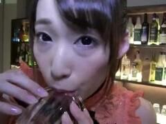japanese femdom spit kissing Thumb