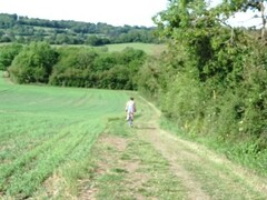 Sometimes you just have to cycle to a secluded field and touch yourself... Thumb