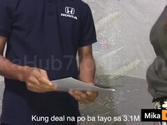 Honda Civic Sales Agent Fucks Client to give her Discount - Pinay Scandal Thumb
