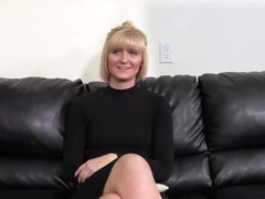 Backroomcasting Blake Aka Kira Norman sucks, fucks, gets fucked deep in her ass, and gets creampied Thumb