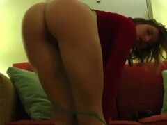 french sluts first sex of this month , hardcore doggystyle sex at home with loud moan Thumb