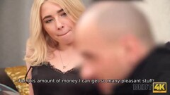DEBT4k. Maria services lustful collector to get rid of her debts Thumb