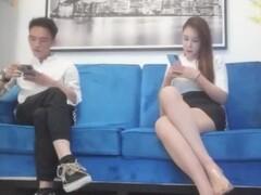 约了一个180的车模,身材太高了,打完一炮真的很费体力,不过真的很爽,中国国产麻豆,秘书空姐网红露脸女神双飞,chinese china sex teen girl model swag 高潮高颜值美 Thumb