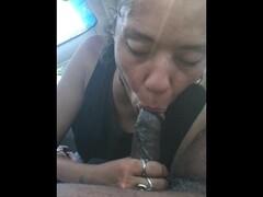 Great blowjob latina swallowed every drop Thumb