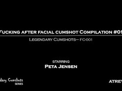 FC-001 - Fucking after facial cumshot Compilation #01 Thumb